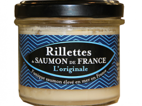 Saumon de France - Rillettes De Saumon De France