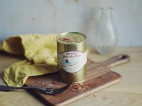Ferme Caussanel - Garniture au canard et Safran Du Quercy pour Feuilletés