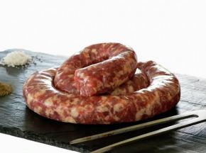 La ferme d'Enjacquet - Saucisse De Porc Fraîche 2kg