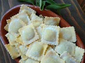 PASTA PIEMONTE - Raviolis Traditionnels Piémontais 1kg