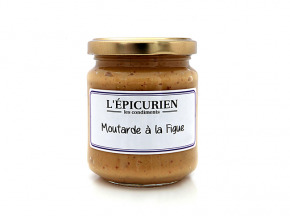 L'Epicurien - MOUTARDE A LA FIGUE