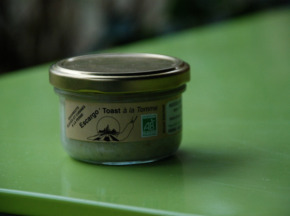 L'escargot de ch'nord - Escargo'toast À La Tomme Fermière