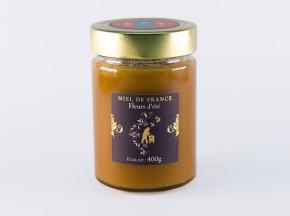 Domaine Apicole du Pillardon - Miel de France Fleurs d'été 2018 - 400 g