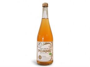 la Ferme d'Hotte - Pur Jus De Pomme Bio-75cl