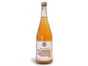 la Ferme d'Hotte - Jus De Pomme Et Cannelle -75cl