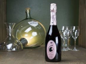 Dyvin - Filipa Pato - bulle rosé Bairrada - Lot De 3 Bouteilles