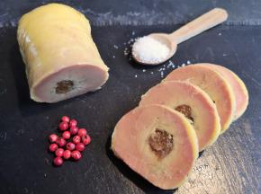 La Ferme du Luguen - Roulé De Foie Gras Mi-cuit Aux Figues
