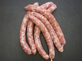 Charcuterie Montauzer - Saucisses Fines 1kg