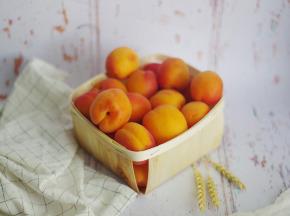 La Ferme de l'Ayguemarse - Abricots de la Drôme Provençale 1 kg