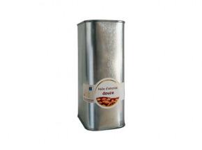Les amandes et olives du Mont Bouquet - Huile d'amande douce 1 litre
