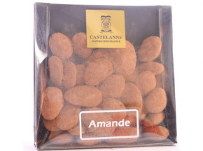 Maison Castelanne Chocolat - Amandes Valence Cacao