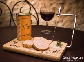 Chez Morille - Bloc De Foie Gras De Canard