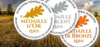 Tous les produits récompensés par le Concours Général Agricole