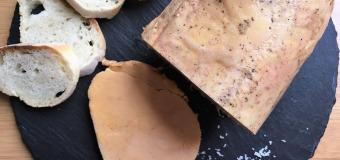 Notre foie gras au sel