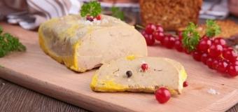 Notre foie gras d'oie