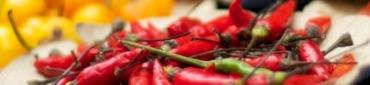 Cuisine pimentée