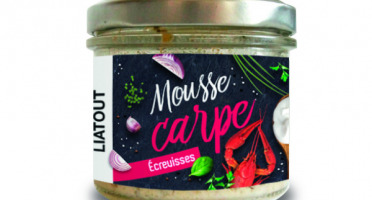 Ma-  poissonnière - Mousse De Carpe Écrevisse - Pot De 90 G