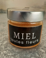 Ferme de Pourcier - Miel D'eté Toutes Fleurs - 125g