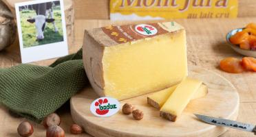 Constant Fromages & Sélections - Mont Jura Au Lait Cru 9 Mois D'affinage - 1000g