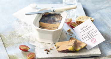 A la Truffe du Périgord - Le Chabrol - Foie gras mi-cuit de canard entier IGP Périgord - 280g