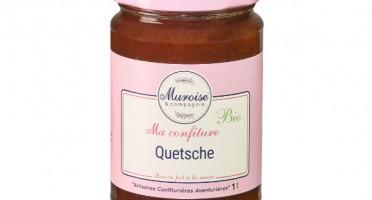 Muroise et Compagnie - Confiture de Quetsche Bio - 350 gr