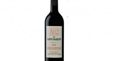 Château de Saint-Martin & Liquoristerie de Provence - AOP Côtes de Provence, Cuvée N°2 Rouge