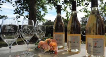 Domaine de Chevilly - AOC Reuilly Gris - La Licorne Rose - 3 Bouteilles