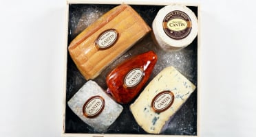 La Fromagerie Marie-Anne Cantin - Plateau Prestige N 5