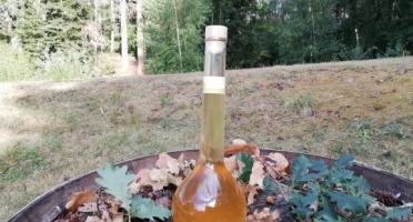 Vinaigres de la Carrière - Vinaigre De Cidre Au Citron -500 Ml-