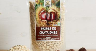 GAEC Roux - Brises de Châtaignes d'Ardèche BIO et AOP - 400 g