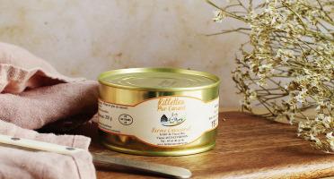Ferme Caussanel - Rillettes Pur Canard 130 Gr