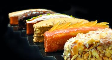 Philippe Segond MOF Pâtissier-Confiseur - Panier Dégustation 3 Cakes