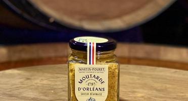 Maison Martin-Pouret - Moutarde Saveur Béarnaise