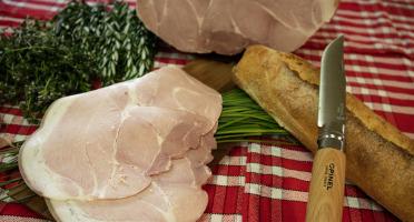Maison Geret - Jambon Blanc Supérieur Maison - 4 tranches