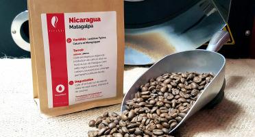 Brûlerie de Melun-Maison Anbassa - Café Matagalpa-nicaragua- En Grains