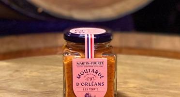 Maison Martin-Pouret - Moutarde à la Tomate