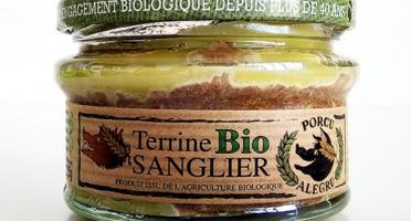 Jean-Paul Vincensini et Fils - Terrine de Porc au Sanglier Bio
