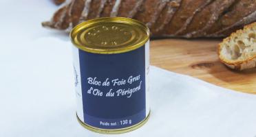 A la Truffe du Périgord - Bloc De Foie Gras D'oie Du Périgord 130g