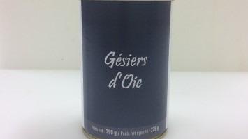 A la Truffe du Périgord - Gésiers D'oie