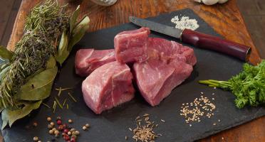 La Ferme du Chaudron - Sauté de Porc BIO - 500 g
