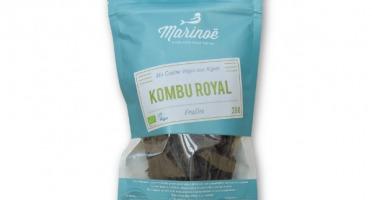 Marinoë - Kombu Royal (cueillette sauvage) - algues déshydratées