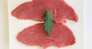 Champ Roi des Saveurs - Escalope de Veau Limousin Label Rouge x2 - 280 g