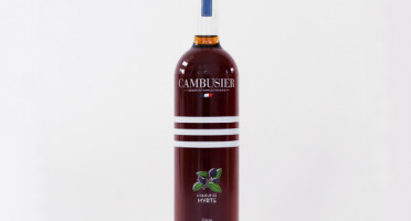 Cambusier, liqueurs artisanales françaises - Liqueur Artisanale De Myrte