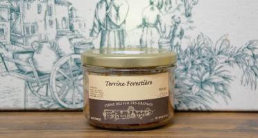 Ferme des Hautes Granges - Terrine forestière - 190 g