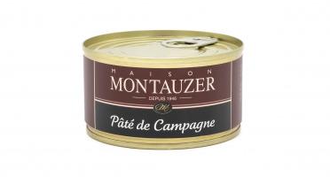 MONTAUZER - Pâté de campagne - 190 g