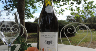 Domaine de Chevilly - AOC Quincy - La Licorne d'Or