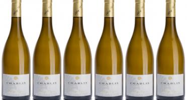 Domaine TUPINIER Philippe - Chablis AOC 2018 - 6 Bouteilles De 75 Cl