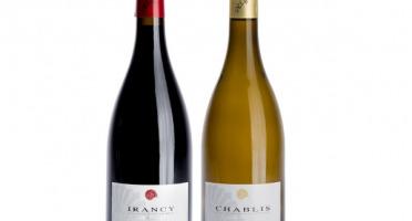 Domaine Tupinier Philippe - Lot de 2 Vins AOC : Chablis 2018 et Irancy 2018- 2 Bouteilles