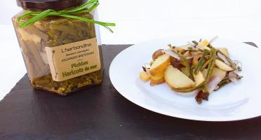 L'herbandine - Pickles de Haricots de Mer - 190 g