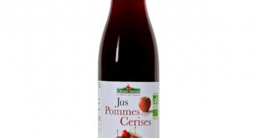 Les Côteaux Nantais - Jus Pommes Cerises 75 cl